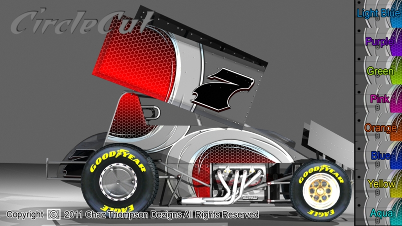 Sprint Car Graphics Design Sprint Car Graphics