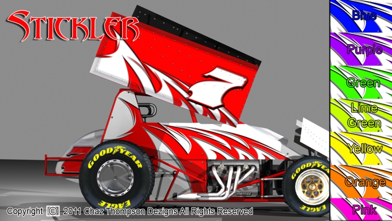 Sprint Car Graphics Design Jpeg Sprint Car Graphics